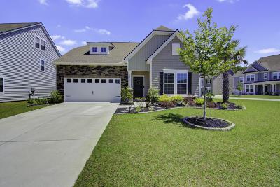 Ladson Single Family Home Contingent: 9875 Black Tupelo Lane
