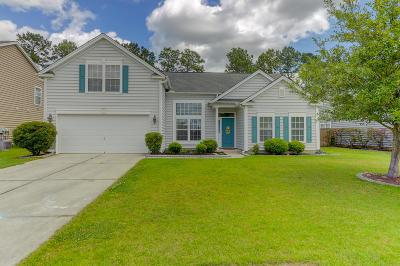 Hanahan Single Family Home For Sale: 7317 Horned Grebe Court
