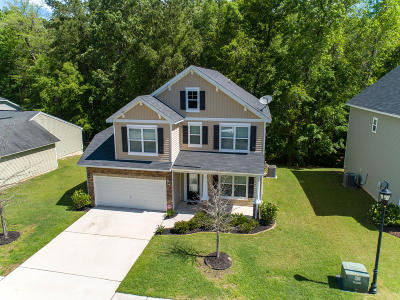 Ladson Single Family Home Contingent: 9450 Netted Charm Court