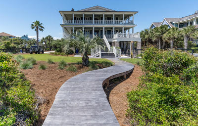 Isle Of Palms Single Family Home Contingent: 2 45th Avenue