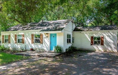 Single Family Home Contingent: 5915 Sedgefield Drive