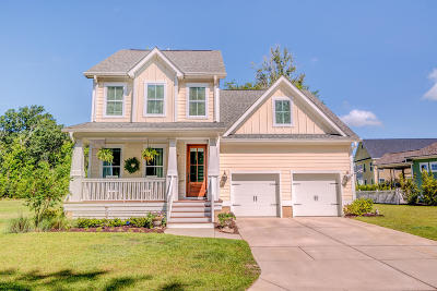 Johns Island Single Family Home Contingent: 2708 Battle Trail Drive