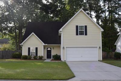 Ladson Single Family Home For Sale: 214 Elon Drive