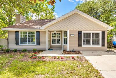 Single Family Home Contingent: 1013 Oakcrest Drive