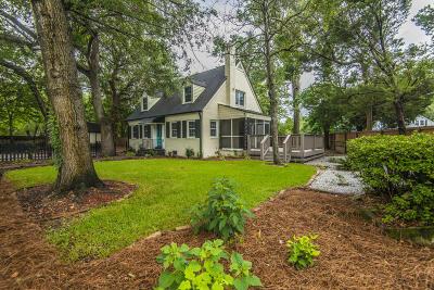Single Family Home For Sale: 1 Live Oak Avenue