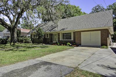Single Family Home For Sale: 4640 Winona Street