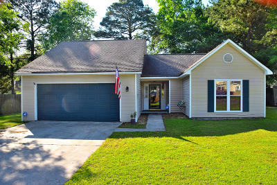 Ladson Single Family Home Contingent: 102 Beverly Drive