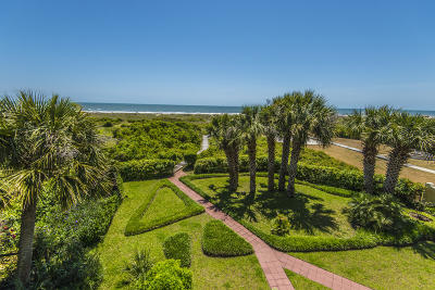 Isle Of Palms Single Family Home For Sale: 3504 Palm Boulevard