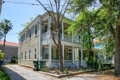 Charleston Single Family Home For Sale: 77 Smith Street