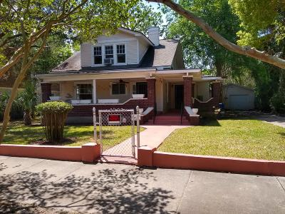 Charleston Single Family Home For Sale: 939 Rutledge Avenue