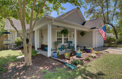 Johns Island Single Family Home Contingent: 3025 Marlin Road