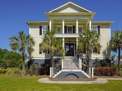 Single Family Home Contingent: 3011 River Vista Way