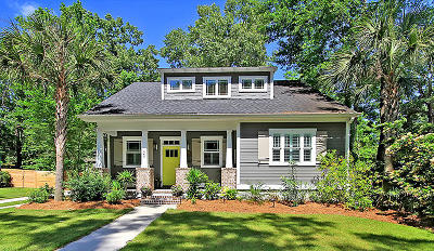 Charleston Single Family Home Contingent: 640 Flint Street