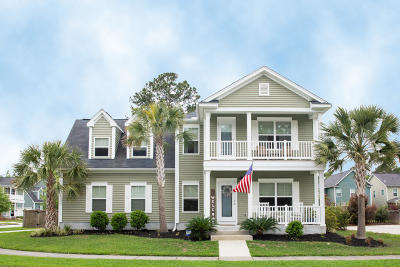 Johns Island Single Family Home Contingent: 1298 Segar Street