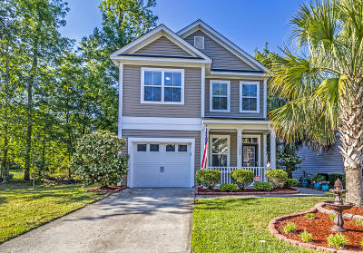 Ladson Single Family Home Contingent: 332 Chemistry Circle