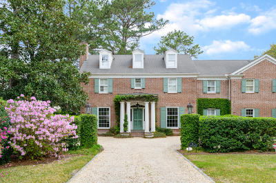 Charleston Single Family Home Contingent: 16 Guerard Road