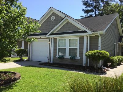 Ladson Single Family Home Contingent: 218 Chemistry Circle