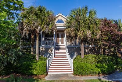 Mount Pleasant Single Family Home For Sale: 339 Plantation View Lane