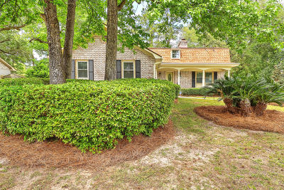 Charleston Single Family Home For Sale: 2327 Wofford Road