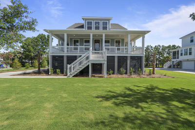 Single Family Home For Sale: 4574 Cape Island Drive