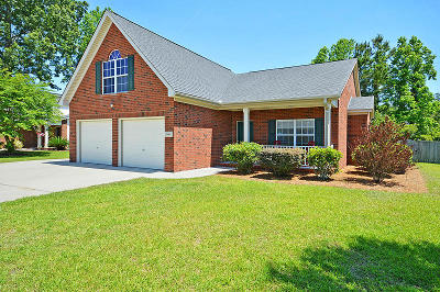 Goose Creek Single Family Home Contingent: 100 Tunstall Dr