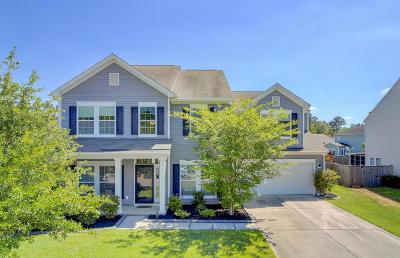 Goose Creek Single Family Home Contingent: 529 Mountain Laurel Circle