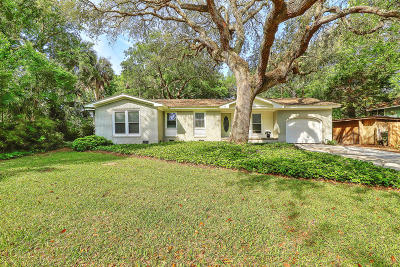 Isle Of Palms Single Family Home For Sale: 3 20th Ave.
