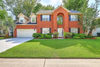 Goose Creek Single Family Home Contingent: 119 N Pembroke Drive