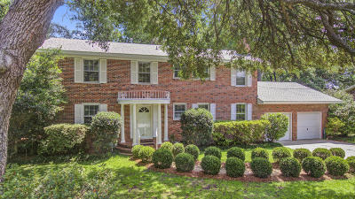 Single Family Home For Sale: 1612 Amberly Road