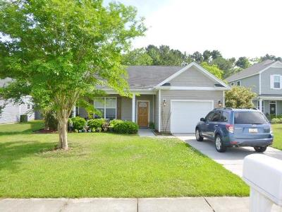 Goose Creek Single Family Home Contingent: 112 Gavins Way