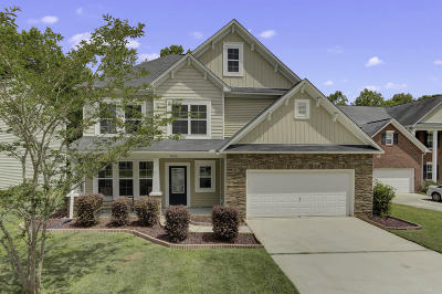 Ladson Single Family Home Contingent: 9446 Netted Charm Court