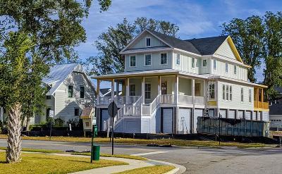 Charleston Single Family Home For Sale: 324 Chimney Back Street