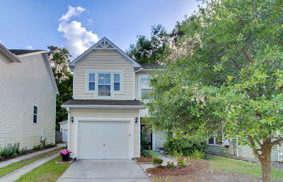 Johns Island Single Family Home Contingent: 1733 Towne Street