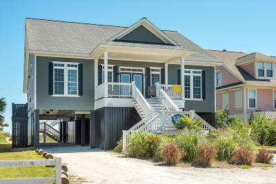 Edisto Beach Single Family Home Contingent: 2103 Point Street