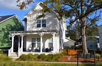 North Charleston Single Family Home For Sale: 5138 Celtic Drive