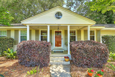 Single Family Home Contingent: 1335 Winchester Drive