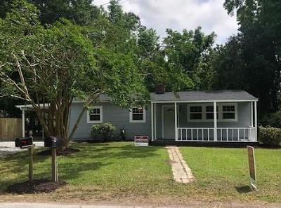 Single Family Home For Sale: 1509 Staffordshire Drive