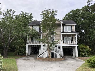 Mount Pleasant Single Family Home Contingent: 1507 Fiddlers Lake Court