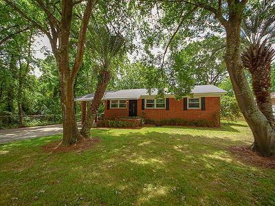 Single Family Home For Sale: 5855 Murray Drive