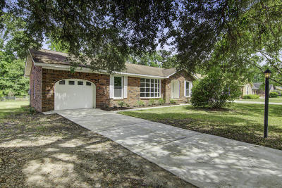 Ladson Single Family Home For Sale: 159 Tall Pines Road
