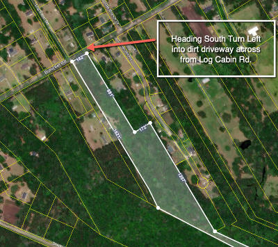 Johns Island Residential Lots & Land For Sale: 40 Ac Bohicket Rd