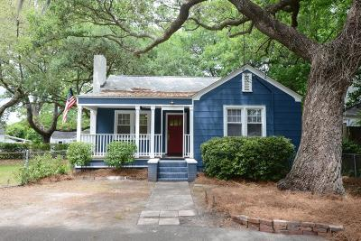 North Charleston Single Family Home For Sale: 4961 Pinetree Lane
