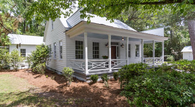 Summerville Single Family Home Contingent: 301 Clifton Street