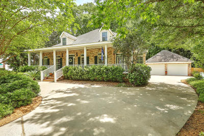 Summerville Single Family Home Contingent: 121 Brownfield Drive