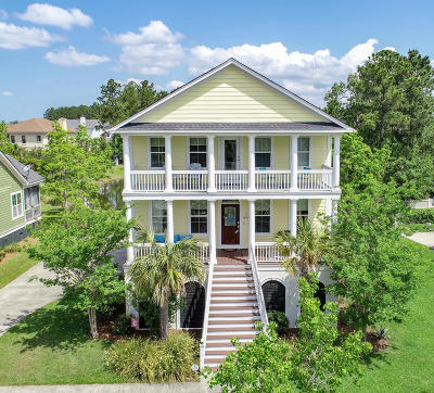 Rivertowne Single Family Home Contingent: 2104 Sandy Point Lane