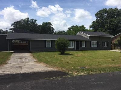Goose Creek Single Family Home Contingent: 160 Giles Drive