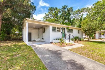 Single Family Home For Sale: 5815 Hume Avenue