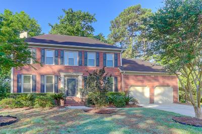 Brickyard Plantation Single Family Home For Sale: 2721 Coddell Court