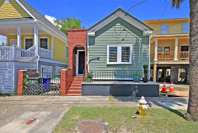 Single Family Home For Sale: 54 Nunan Street