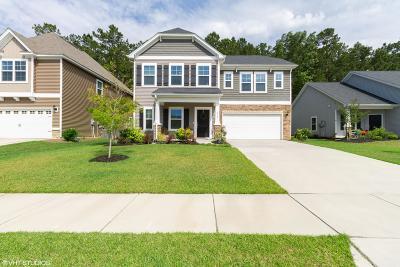 Moncks Corner Single Family Home For Sale: 412 Allamby Ridge Road